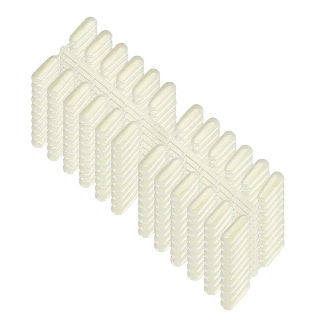 必要ない中庭信頼性のある240ピース/ロットプロフェッショナルサロンネイルのヒントプラスチックポリッシュボードネイルアートディスプレイ練習チャートホルダーラック