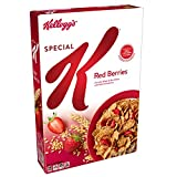 Special K Breakfast Cereal, Red Berries, 11.7 Ounce
