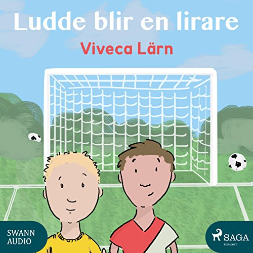 Ludde blir en lirare audiobook cover art