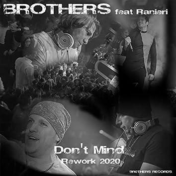 Don't Mind (Rework 2020)