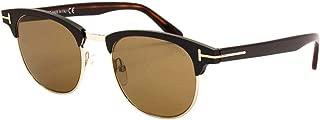 FT0623 02J Matte Black Laurent Retro Sunglasses Lens Category 3 Size 5