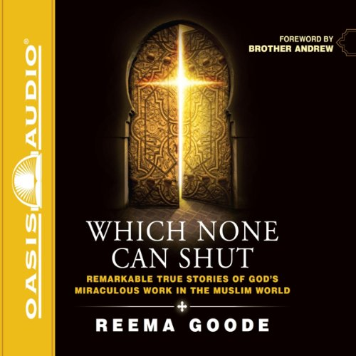 Which None Can Shut audiobook cover art
