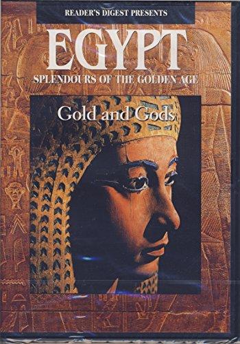 Egypt: Splendours Of The Golden Age - Gold And Gods [DVD]
