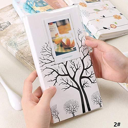 Erfhj Album creatieve mini-film mode thuis familie vrienden opslaan opslag foto verzamelalbum opbergdoos 2