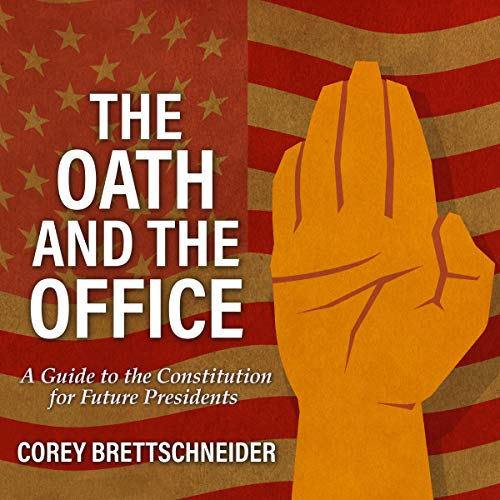 The Oath and the Office audiobook cover art
