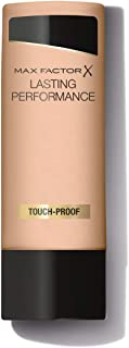 Max Factor Long Lasting Performance Foundation, No.105 Soft Beige, 1.1 Ounce