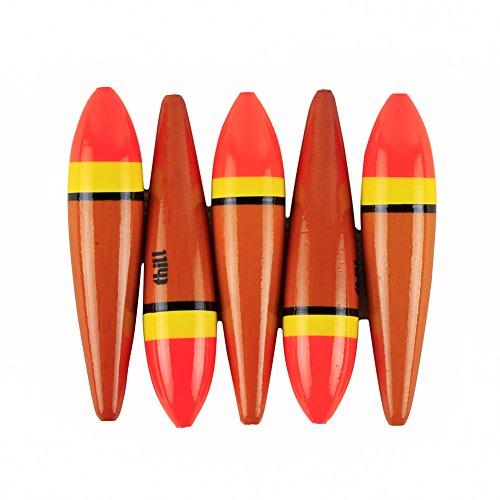 FREE FISHER Slip Bobbers for Fishing,Fishing Bobbers,Fishing Slider Floats 8cm 4g