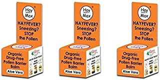 (3 PACK) - Haymax Aloe Vera Barrier Balm | 5ml | 3 PACK - SUPER SAVER - SAVE MONEY