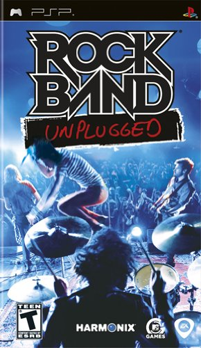 PSP Rock Band Unplugged Import Américain [Edizione: Francia]