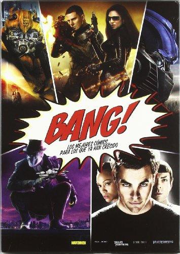 Pack Bang! (5 títulos: Watchmen + G.I. Joe + Star Trek (200