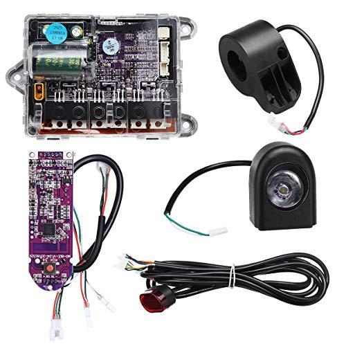 SODIAL Elektro Roller Schalt Netzteil Bluetooth Vorlage Motherboard Controller für M365