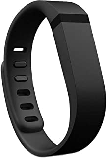 Tkasing Replacement Bands with Metal Clasps for Fitbit Flex/Wireless Activity Bracelet Sport Wristband Small/Large (No Tracker, Replacement Bands Only)
