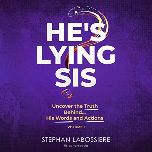Couverture de He's Lying Sis