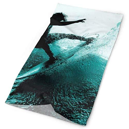 Quintion Robeson Bandana al Aire Libre para Rave Face Máscara bucal Protección contra el Polvo Máscara de Tubo de Surf de Verano Headwear Bandana, Mujeres Hombres