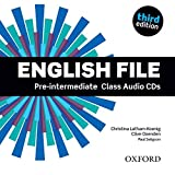 English File third edition: English File Pre-Intermediate: Class Audio CD 3rd Edition - 9780194598590: The best way to get your students talking