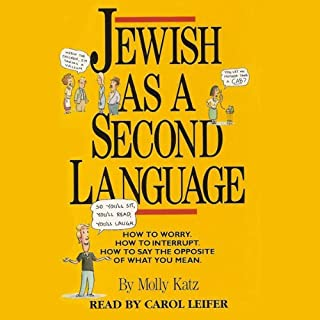 Jewish As a Second Language cover art