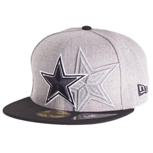 NEW ERA 59FIFTY–Gorra Screening Dallas Cowboys Gris gris