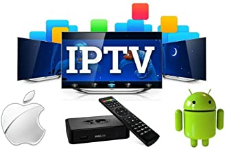 [Free 24Hours Trial] 3 Months - IPTV 4K/UHD Platinum Subscription with 14000+ Live Channels & Videos on Demand Including PVR, 1 Week Catch-UP TV