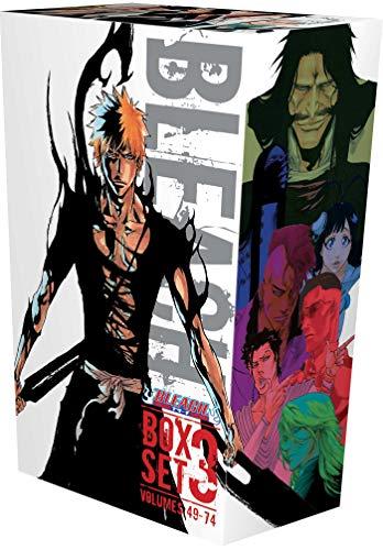Bleach Box Set 3: Volumes 49-74 (Bleach Box Sets)