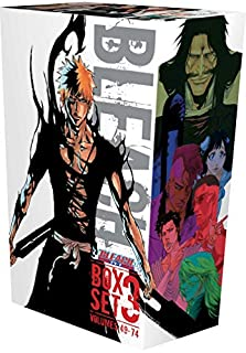 Bleach Box Set 3: Volumes 49-74 (Bleach Box Sets) (1974703193) | Amazon price tracker / tracking, Amazon price history charts, Amazon price watches, Amazon price drop alerts