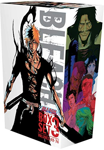 Bleach 49-74: Includes vols. 49-74 with Premium: 3