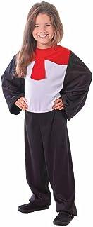 Bristol Novelty CC355 Children's Cat Costume, Medium, Multi-Colour, Medium-122cm to 134cm