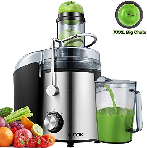 AICOK 800W Centrifugal Juicer / Juice Extractor