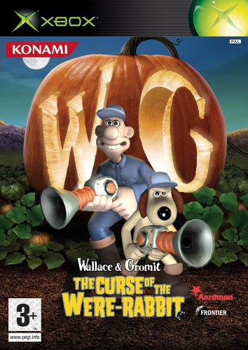 Wallace & Gromit - The Curse of the Were Rabbit (Xbox) [import anglais]