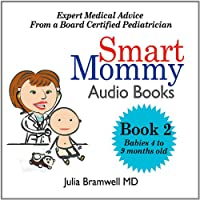 Smart Mommy Audio Book 2-Babies 4 to 9 Months