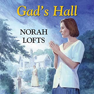Gad's Hall audiobook cover art