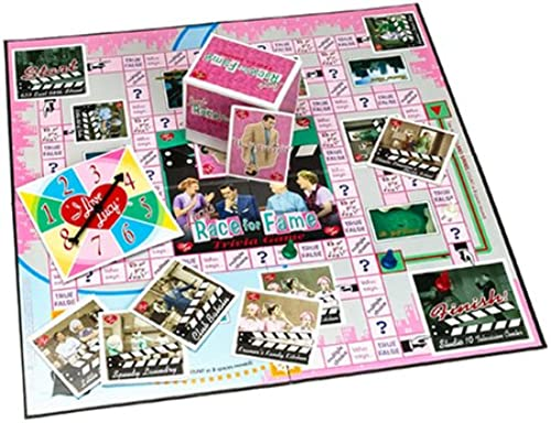 para mayoristas Lucy's Race Race Race for Fame Trivia Board Game  deportes calientes