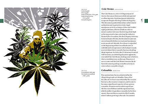 51SK5S5SSnL - The Cannabis Dictionary: Everything you need to know about cannabis, from health and science to THC and CBD