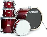 Yamaha Stage Custom Birch 5pc Drum Shell Pack - 22' Kick, Cranberry Red