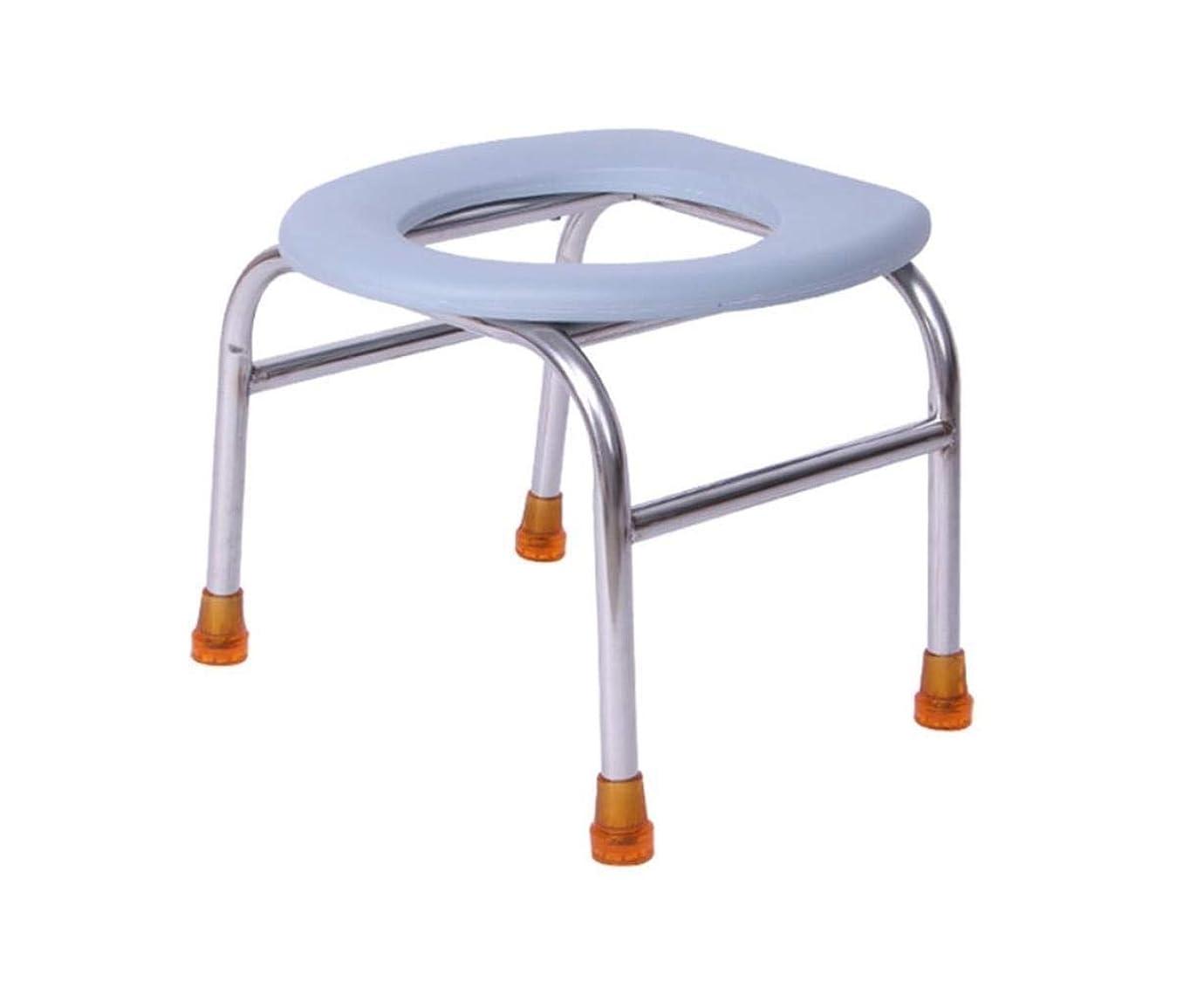 合体旅行者気絶させる滑り止めの便座スツール、高齢者の障害のある妊娠中の女性に適した高齢者の補助浴室の椅子