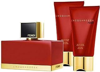 L Acquarossa Gift Set by Fendi for Women - Eau de Parfum, Set