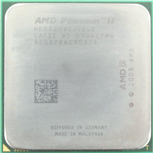 AMD Phenom II X4 920 2.8GHz 4x512KB Socket AM2+ Quad-Core CPU