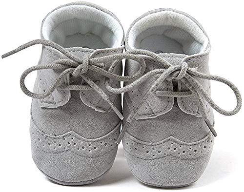 Matt Keely Bebé Niños niñas Suela Blanda Zapatos Bebe niña Infantil Zapatos con Cordones