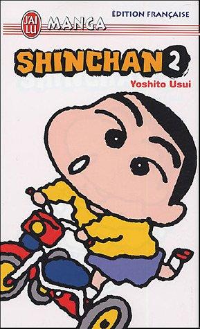 Shin-chan, Tome 2 : (J