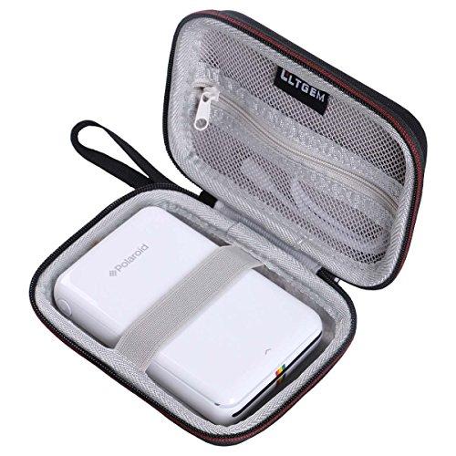 LTGEM EVA Estuche duro Cubrir Transporte de viajes Case para Polaroid ZIP Impresora Móvil con tecnología de impresión ZINK Zero Ink