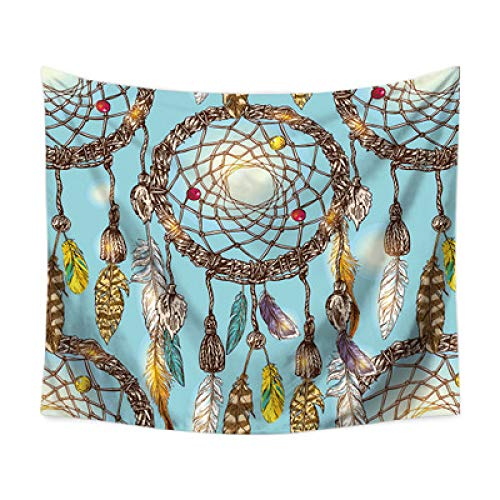 MEOBHI Wandtapijt Boho Decor Tapestry Macrame Muur Hanging Black Multi Witchcraft Wall Tapestry Mandala Carpet Yoga Mat Wall Cloth Tapestries Art