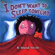 i want to sleep tonight