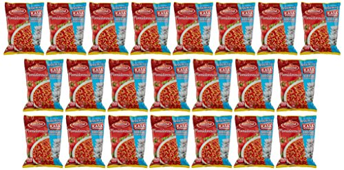 Amino Instant-Tomatensuppe mit Nudeln, 22er Pack (22 x 61 g)