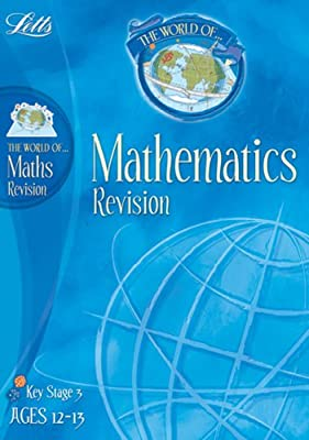 The World of KS3 Maths: Year 8 (Letts World of) from Letts Educational