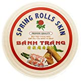 Rose Spring Roll Wrappers