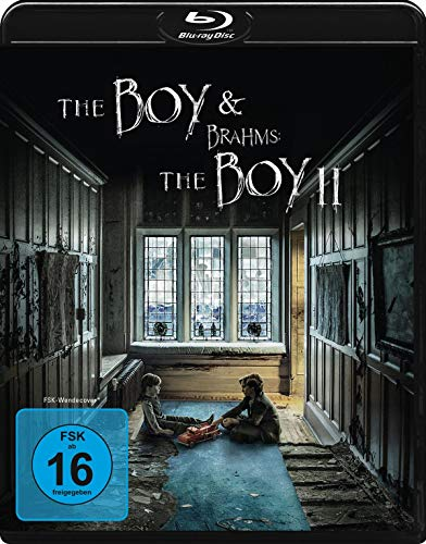 The Boy & Brahms: The Boy II [Blu-ray]