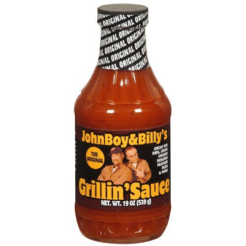 John Boy and Billy Salsa Grillin 19 onzas