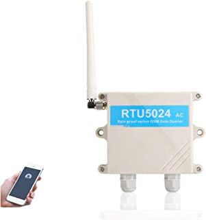 GSM Gate-öppnare, RTU5024 trådlös vattentät fjärrkontroll GSM Gatöppnare, operatör garage dörr åtkomstkontroll