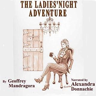 The Ladies' Night Adventure audiobook cover art