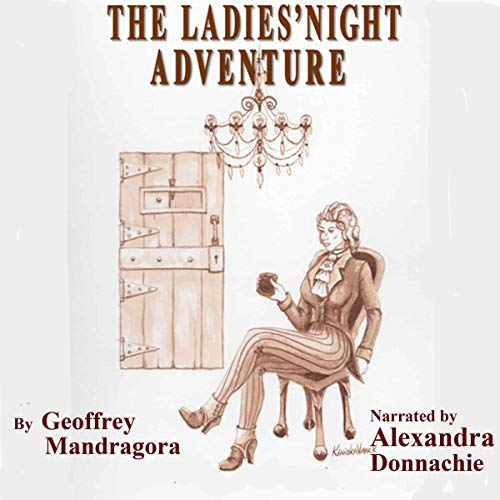 The Ladies' Night Adventure audiobook cover art