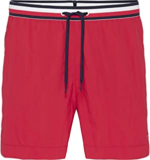 Tommy Hilfiger Single Waistband For Men -Tango Red